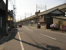 旧中山道・清水町2交差点付近