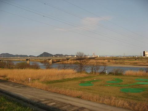 長良川・河渡の渡し跡