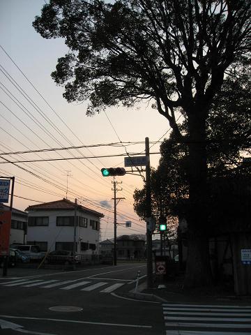 本田松原交差点