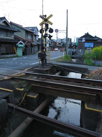 美江寺宿江戸方入口