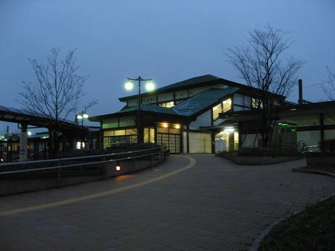 JR垂井駅