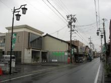 垂井宿・本陣跡付近