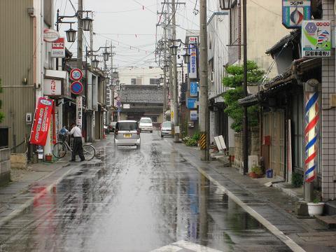 垂井宿東町