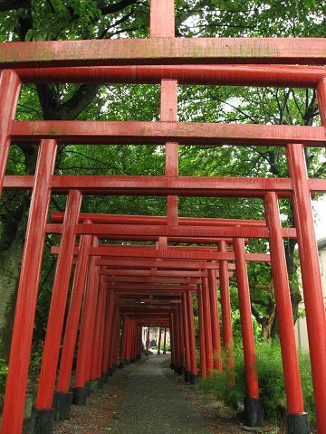 松島稲荷神社
