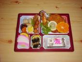 節句の仕出し料理2000円