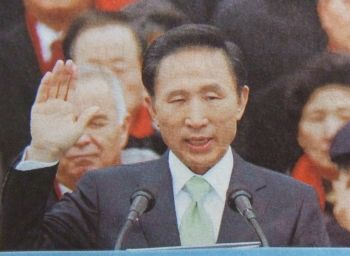 韓国大統領