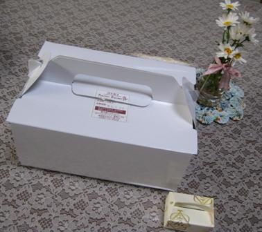 大きい箱と小さい箱