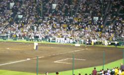 絵日記6・19ハイタッチ!