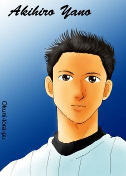 矢野さん~男前顔