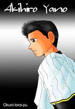 矢野さんの男前横顔