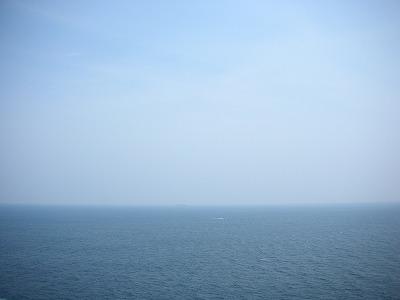 足摺岬からの遠景