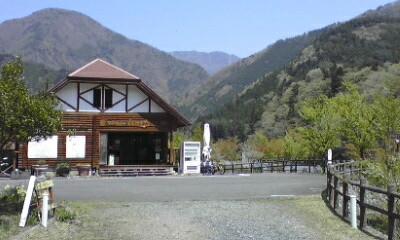 井川キャンプ場