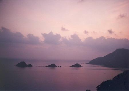 三連立神島