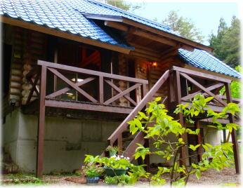 クレブ山小屋