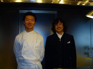 ブライダルビデオの株式会社クリスマスツリーのイメージ写真(澤氏と弊社代表高野)