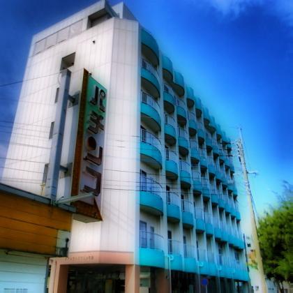 奄美のホテル