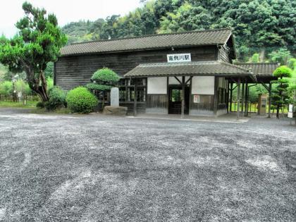 駅舎(鹿児島)