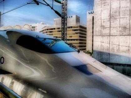 大阪へ出発!