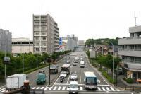 無機的な街1