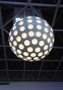 ライト三尺玉