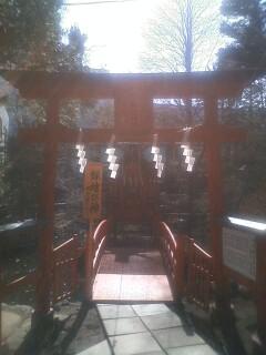 白石弁天神社