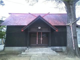 中の島神社本殿