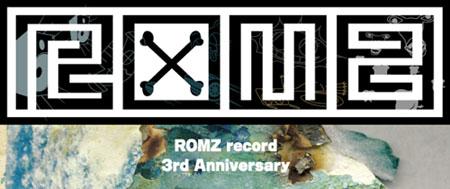 ROMZ 3rd Anniversary