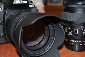 D300とNikon Ai AF Micro Nikkor 60mm F2.8D