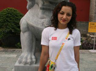 Sibel Özkan選手