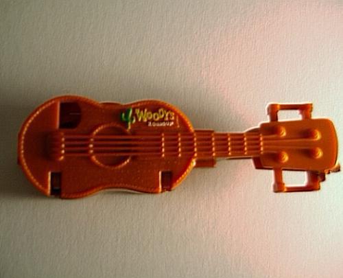 ウッディギター信