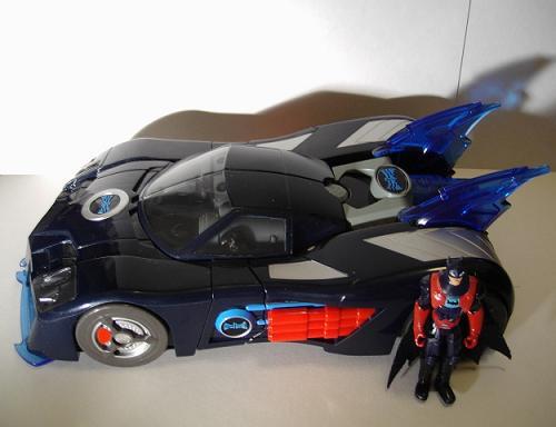 バットモービル2