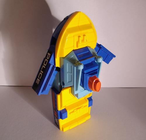 パトローラーロボット4