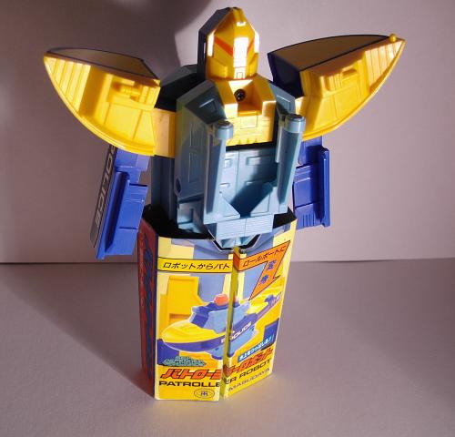 パトローラーロボット8