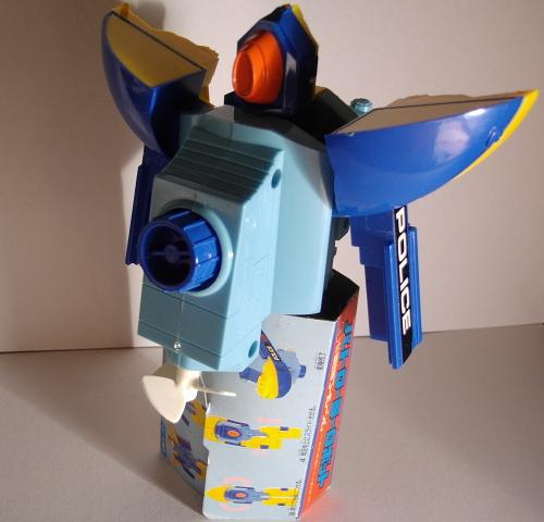 パトローラーロボット9