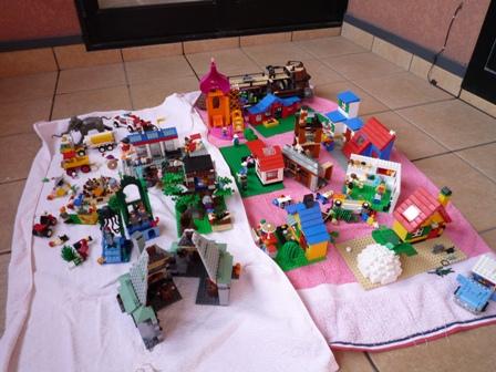 LEGO洗い