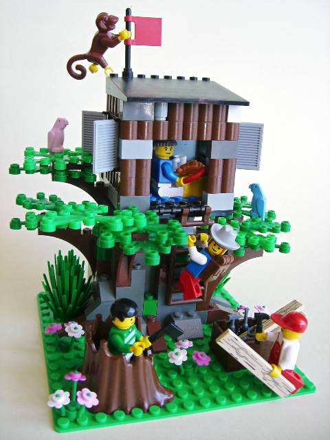 LEGOオリジナルモデル1