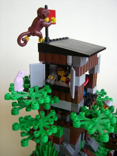 LEGOオリジナルモデル2