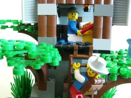 LEGOオリジナルモデル3