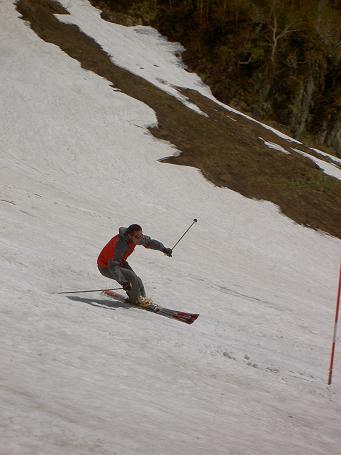 スキー大会11