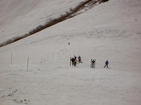 スキー大会9