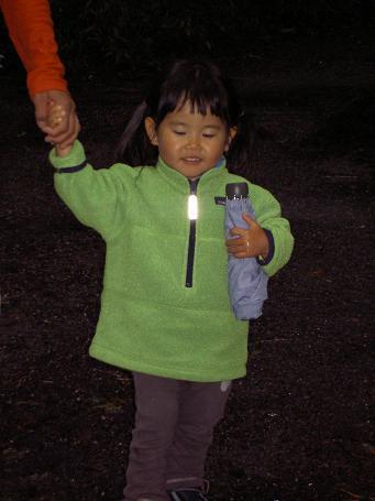 徳沢キャンプ 053