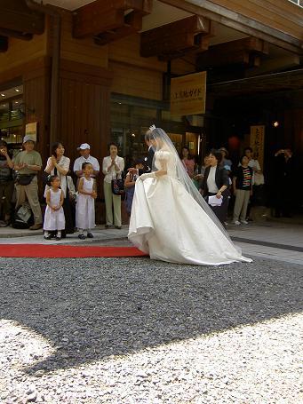 結婚式 020