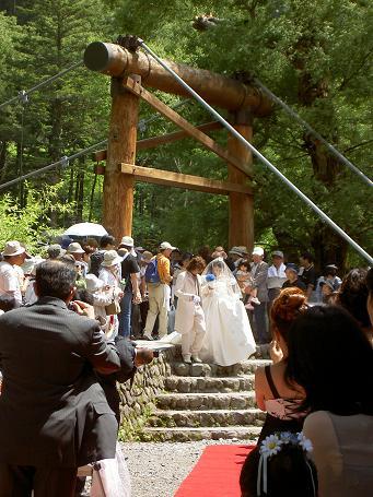 結婚式 024