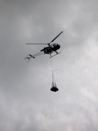 ヘリポートBBQ 024