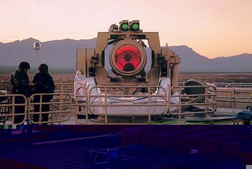 レーザー兵器5