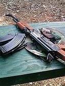 AK47は集弾、強度ともに良好。
