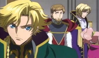 ジノと皇子たち
