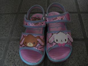 み~ちゃんの靴