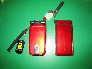DoCoMoの携帯電話1(SH903iとN506is)