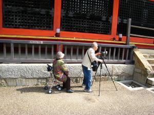 清水寺、春・花見9、撮彩先生